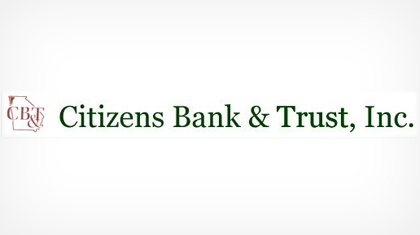 Citizens Bank & Trust, Inc. logo