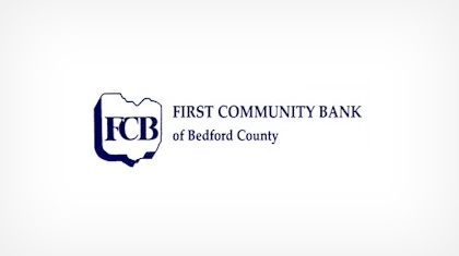 First Community Bank of Bedford County logo