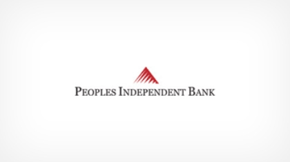Peoples Independent Bank logo