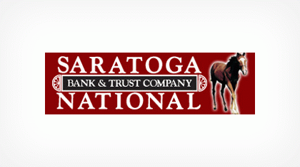 Saratoga National Bank and Trust Logo