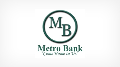 Metro Bank (Pell City, AL) logo