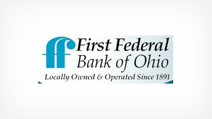 First Federal Bank of Ohio Logo