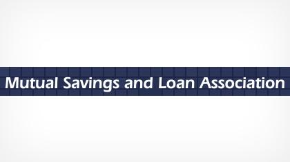 Mutual Savings and Loan Association logo
