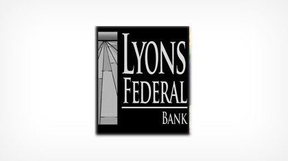 Lyons Federal Savings Association logo