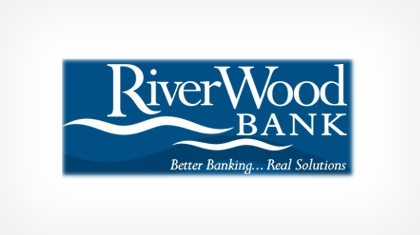 Riverwood Bank (Bemidji, MN) logo