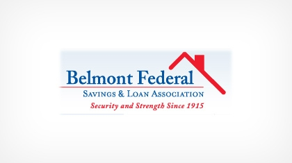 Belmont Federal Savings and Loan Association logo