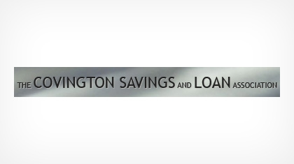 The Covington Savings and Loan Association logo