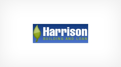 The Harrison Building and Loan Association Logo
