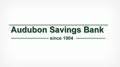 Audubon Savings Bank logo