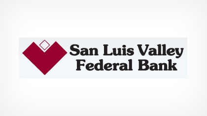 San Luis Valley Federal Bank Logo