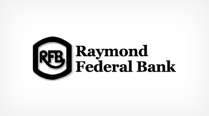 Raymond Federal Bank Logo