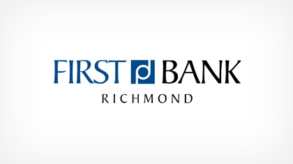 First Bank Richmond, National Association logo