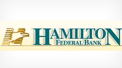 Hamilton Federal Bank Logo