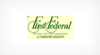 First Federal Savings and Loan Association of Greene Co logo