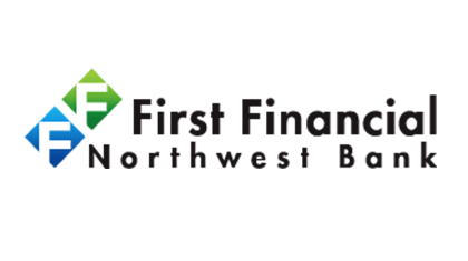 First Financial Northwest Bank logo