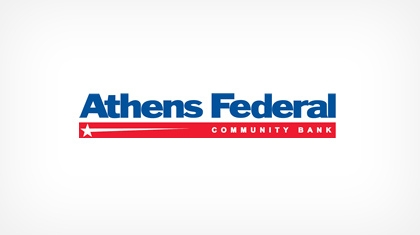 Athens Federal Community Bank logo