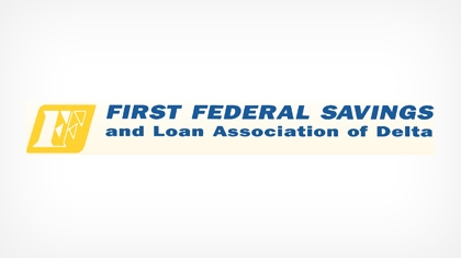 First Federal Savings and Loan Association (Delta, OH) logo