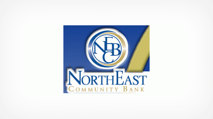 Northeast Community Bank logo