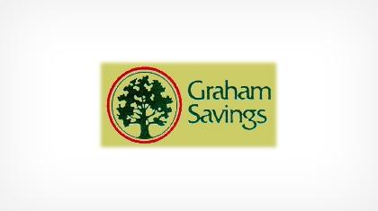 Graham Savings and Loan Association, Fa logo