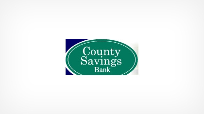 County Savings Bank logo