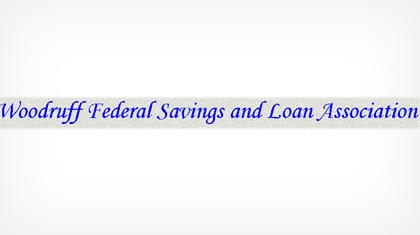 Woodruff Federal Savings and Loan Association logo