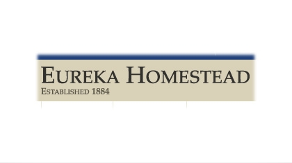Eureka Homestead logo