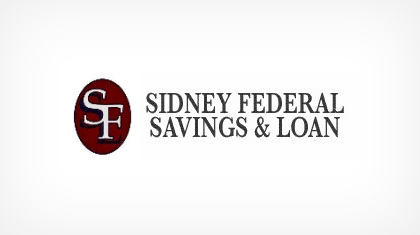 Sidney Federal Savings and Loan Association logo
