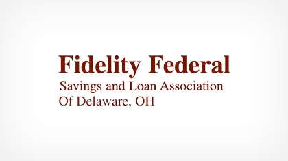 Fidelity Federal Savings and Loan Association logo