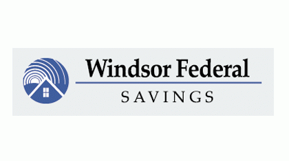 Windsor Federal Savings and Loan Association logo