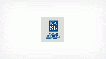 North American Savings Bank, F.s.b. logo
