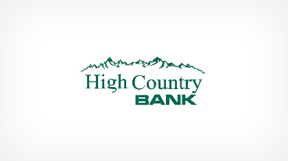 High Country Bank logo