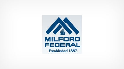 Milford Federal Savings and Loan Association logo