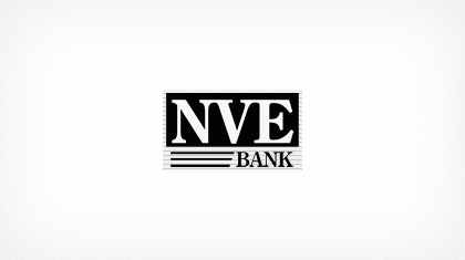 NVE Bank logo