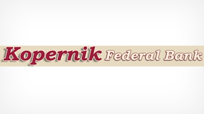 Kopernik Federal Bank logo