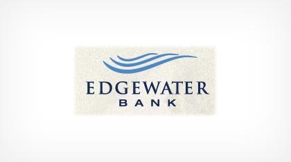 Edgewater  Bank logo