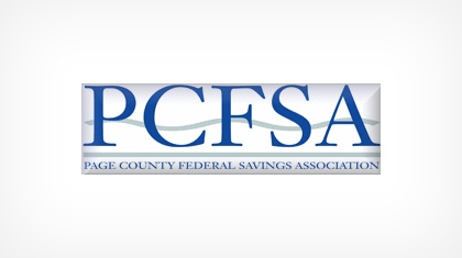 Page County Federal Savings Association logo