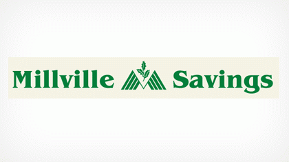 Millville Savings and Loan Association logo