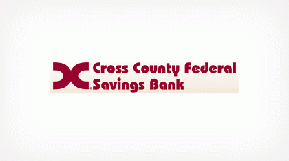Cross County Federal Savings Bank logo