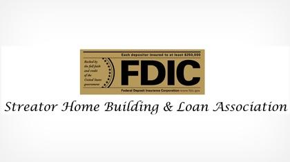 Streator Home Building and Loan Association logo