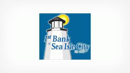 1st Bank of Sea Isle City Logo