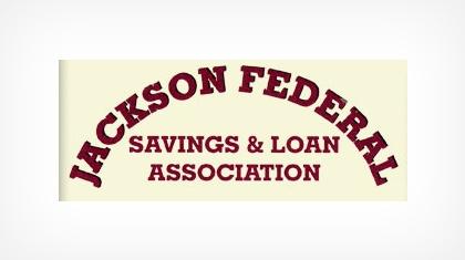Jackson Federal Savings and Loan Association logo