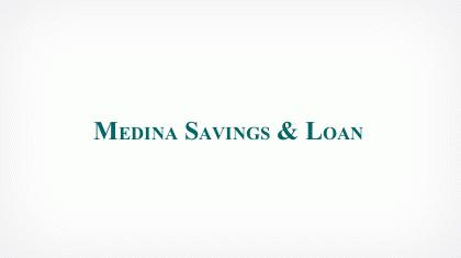 Medina Savings and Loan Association logo