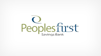 Peoples First Savings Bank logo