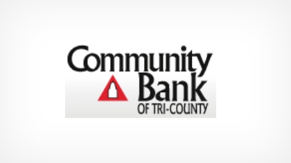 Community Bank of Tri-county Logo
