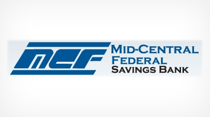 Mid-central Federal Savings Bank logo