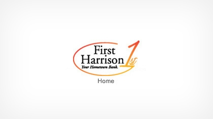 First Harrison Bank logo