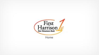 First Harrison Bank Logo