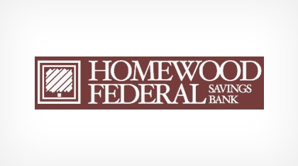 Homewood Federal Savings Bank logo