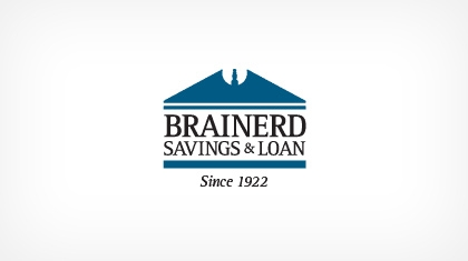 Brainerd Savings and Loan Association, A Federal Association logo