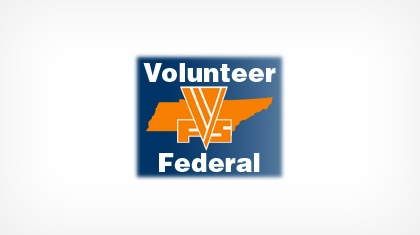Volunteer Federal Savings and Loan Association of Madisonville logo